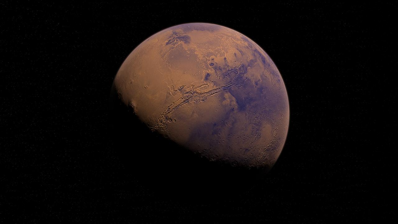 Update on Mars