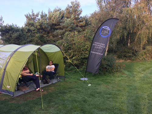Kelling Heath - LAS Equinox Sky Camp 2019
