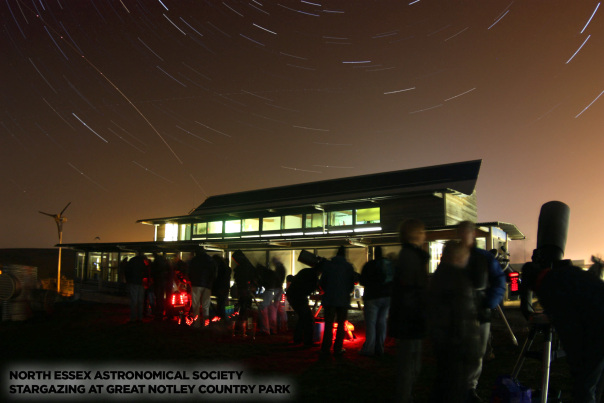 Star Gazing at Great Notley - 7 March 2020
