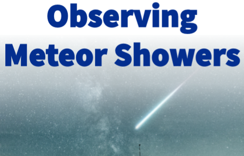 Free Guide to Observing Meteors