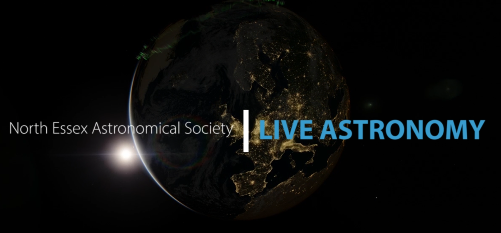 Live Astronomy - 7th January 2018 - 18:00